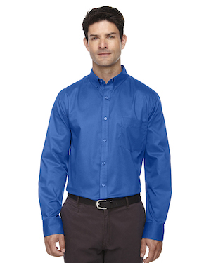royal blue dress shirt.
